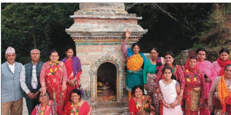 ललितपुर कुल मन्दिर